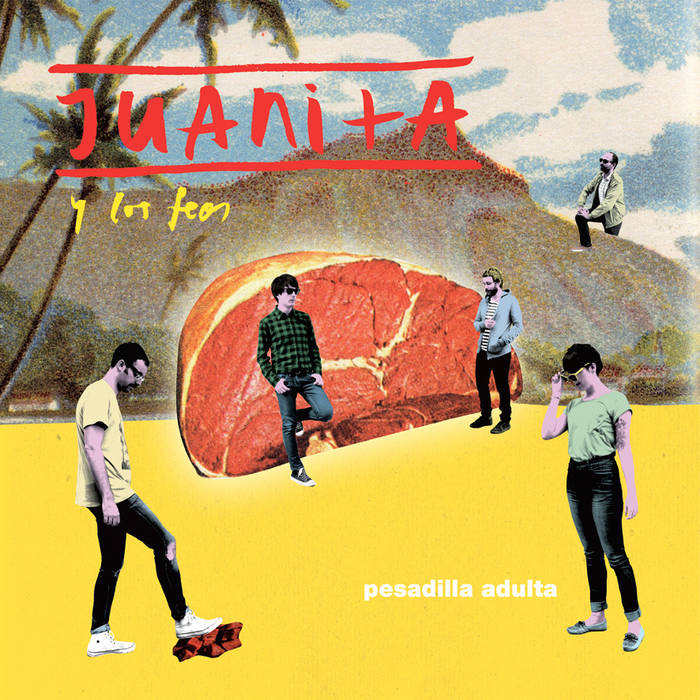 Pesadilla Adulta cover art