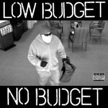 Low Budget / No Budget cover art