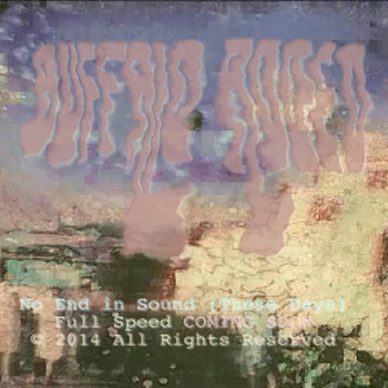 No End in Sound (These Days (Slowed Release)) cover art