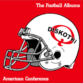 The Football Albums: American Conference cover art