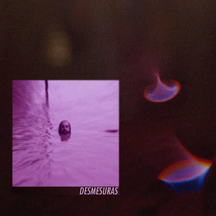 Desmesuras (EP 2012) cover art