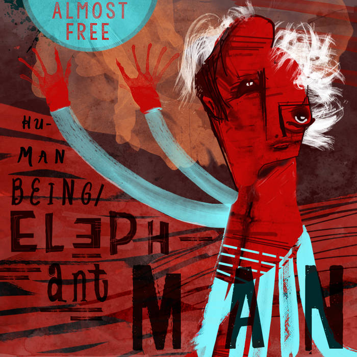 Human Being / Elephant Man cover art