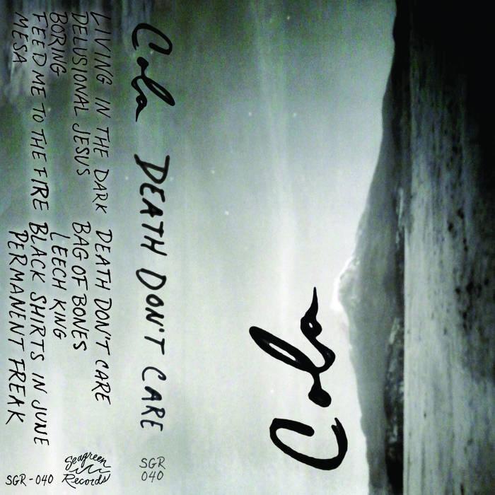 Cola - Death Don't Care cover art