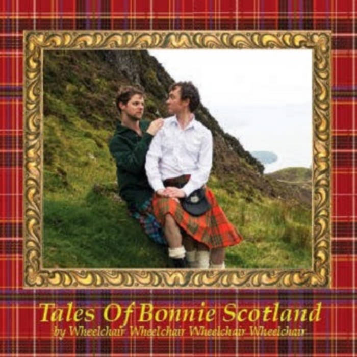 Tales Of Bonnie Scotland cover art