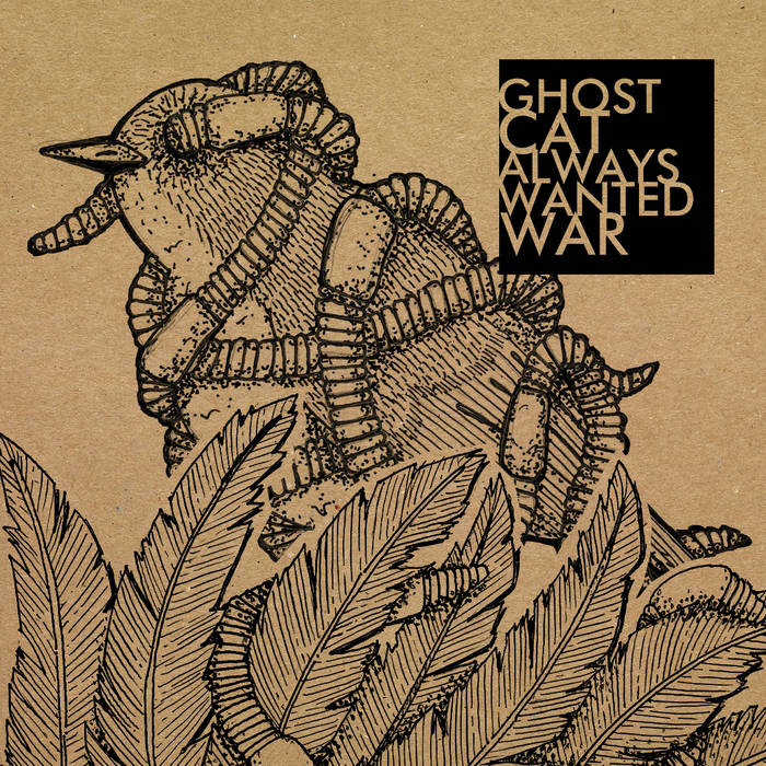 Ghost Cat/Always Wanted War Split cover art