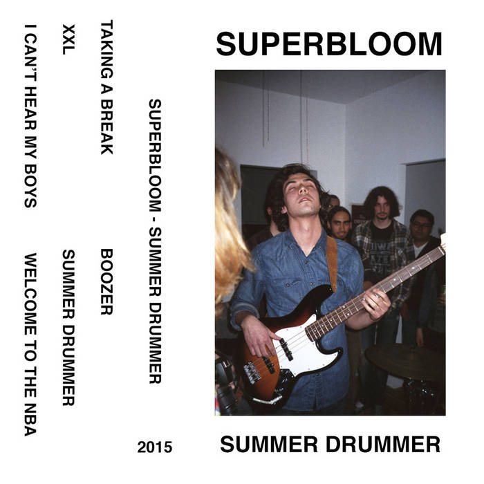 Summer Drummer cover art
