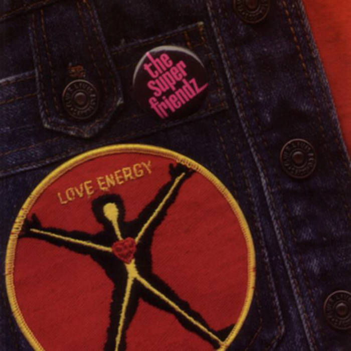Love Energy cover art