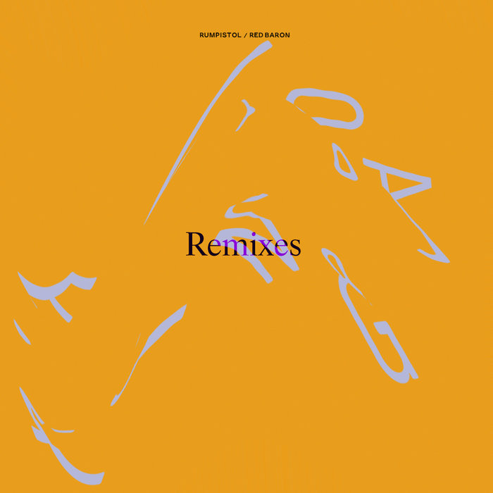 Floating Remixes cover art