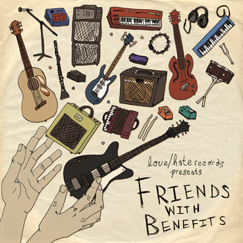 Friends With Benefits cover art