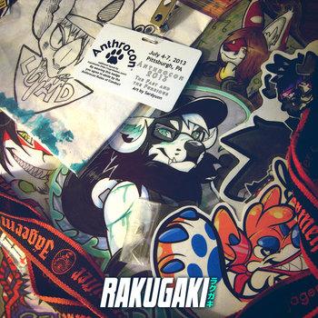 RAKUGAKI cover art