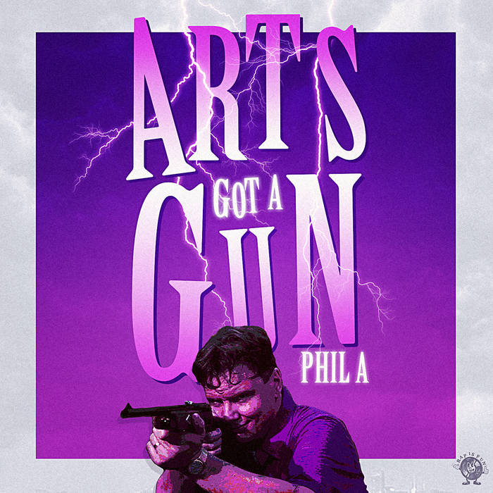 Art's Got A Gun cover art