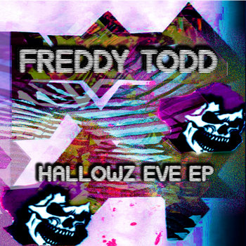Hallowz Eve EP cover art