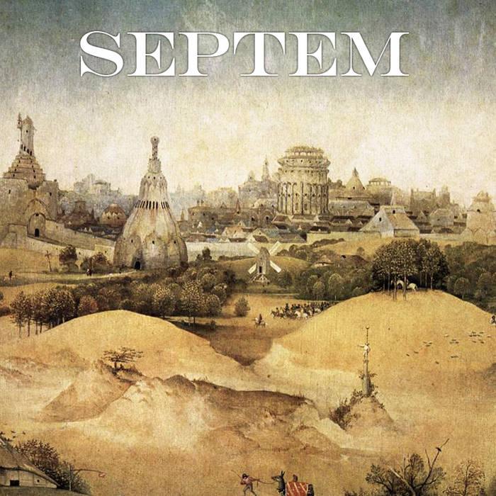 SEPTEM cover art