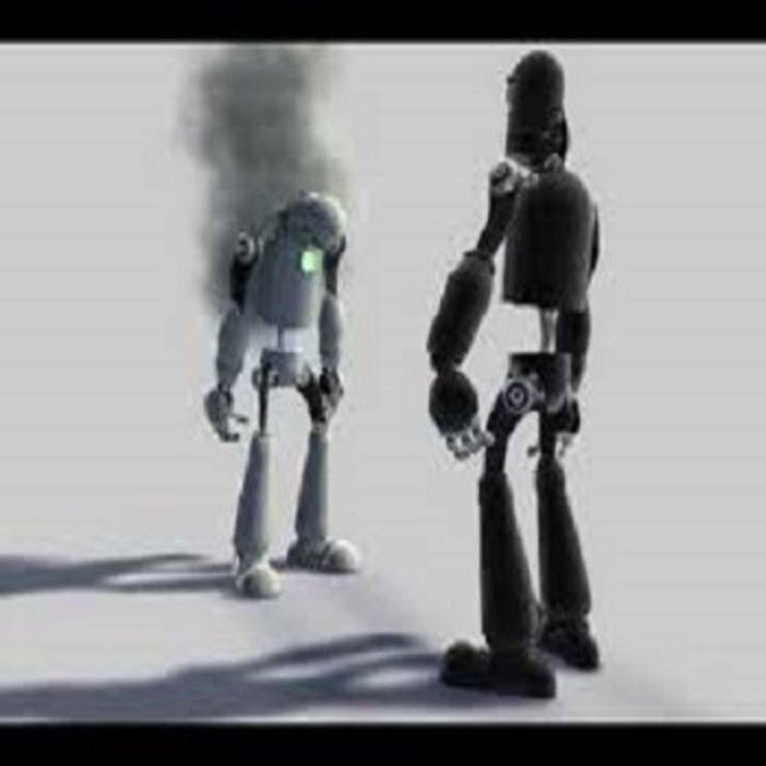 """Dance Of Robotika"" cover art"