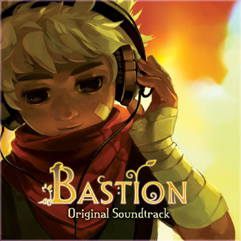 Bastion Original Soundtrack cover art