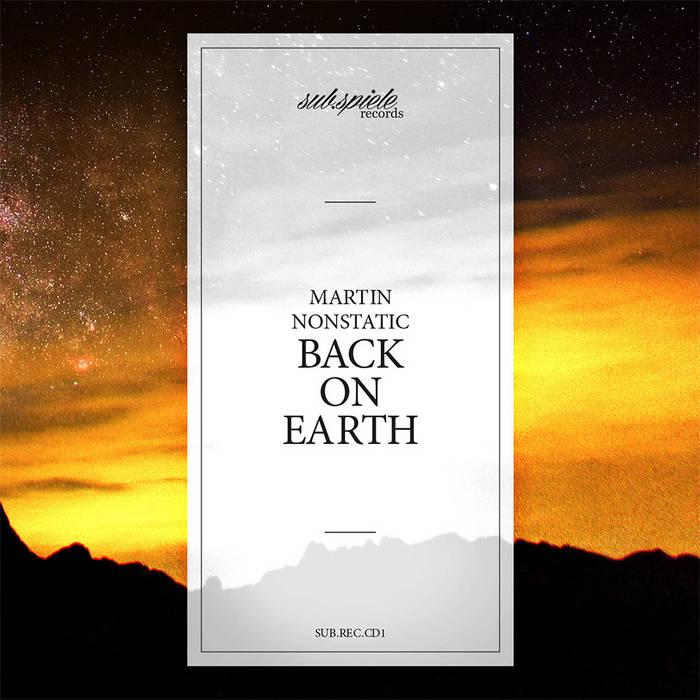 Back on Earth (CD) cover art