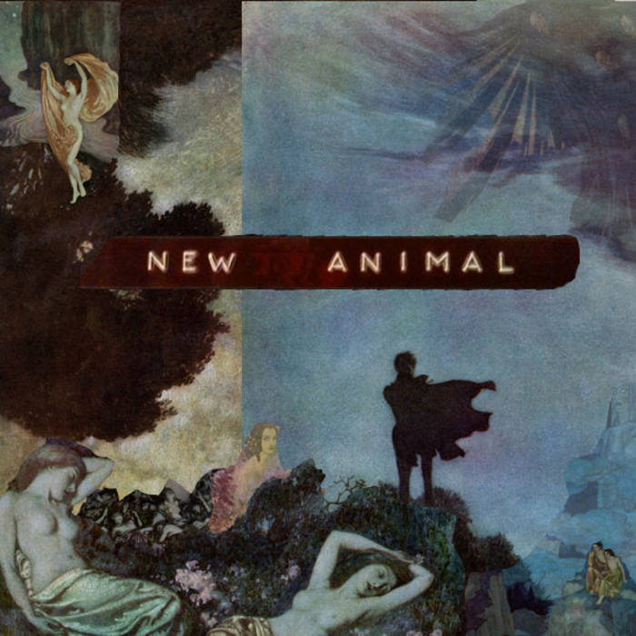 New Animal cover art