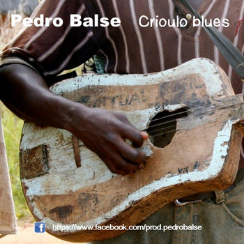 Crioulo blues cover art