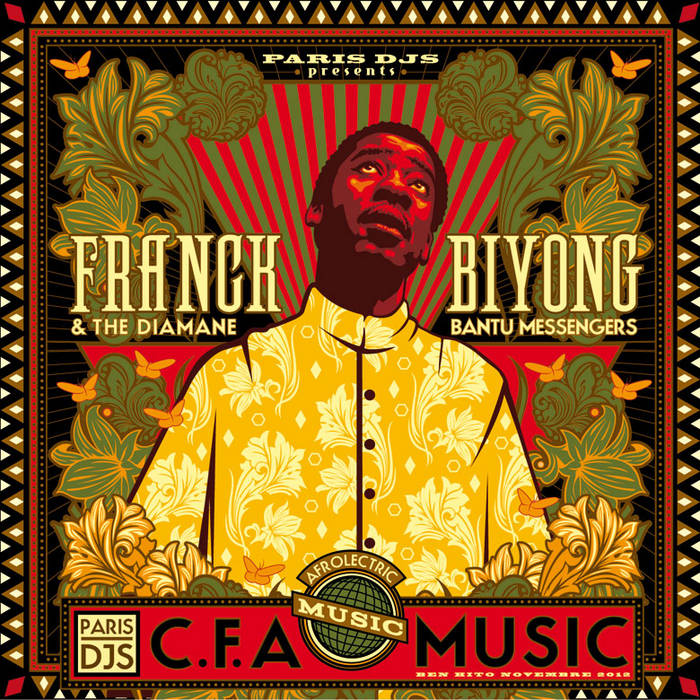 C.F.A. Music cover art
