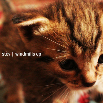 Windmills EP cover art