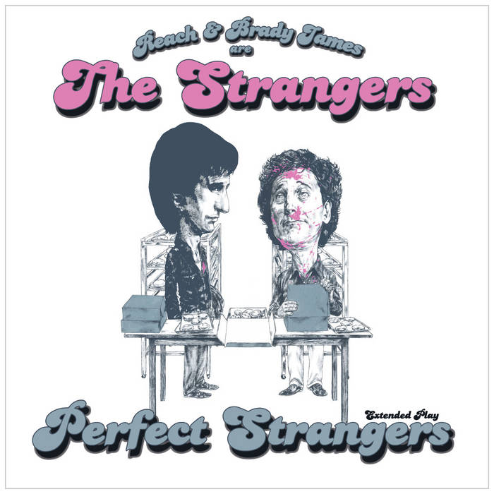 Perfect Strangers - EP cover art