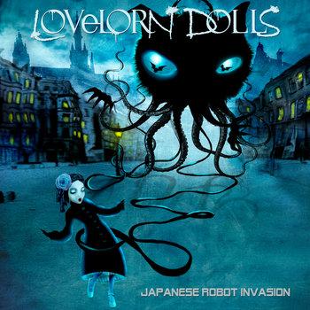 Japanese Robot Invasion (Bonus Tracks Version) cover art