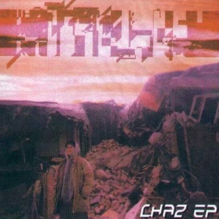Chaz EP cover art