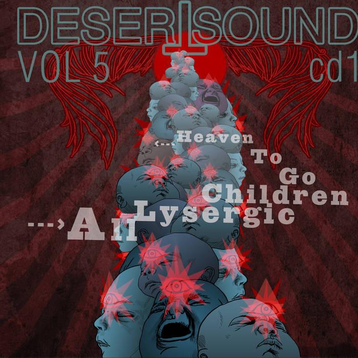 DESERT SOUND Vol. V CD1 cover art