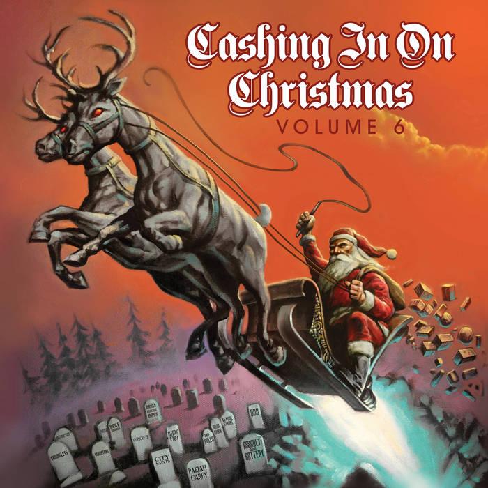 Cashing In On Christmas, Volume 6 cover art