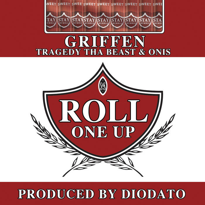 ROLL ONE UP -single- cover art