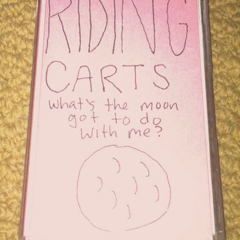 riding carts cover art