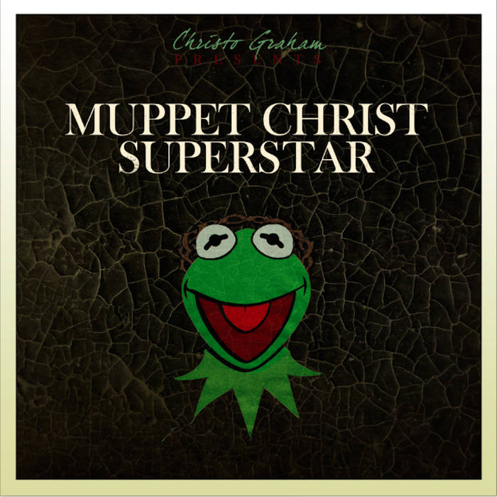 Muppet Christ Superstar cover art