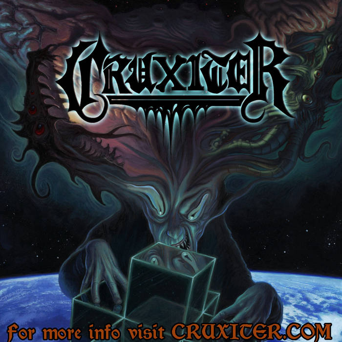 CRUXITER cover art