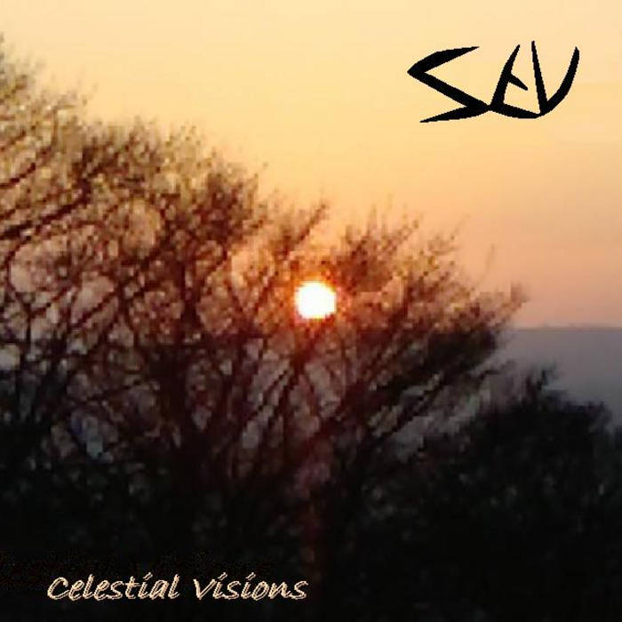 Celestial Visions cover art