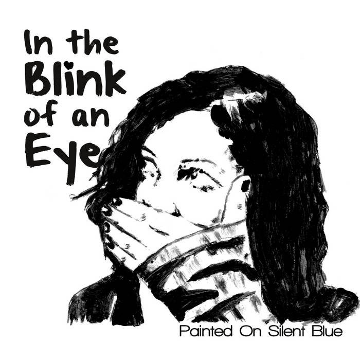 In The Blink Of An Eye cover art