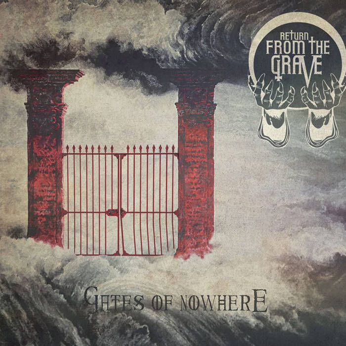 Gates Of Nowhere cover art