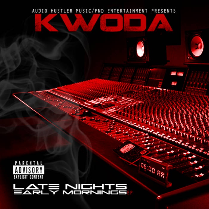 LATE NIGHTS EARLY MORNINGS cover art