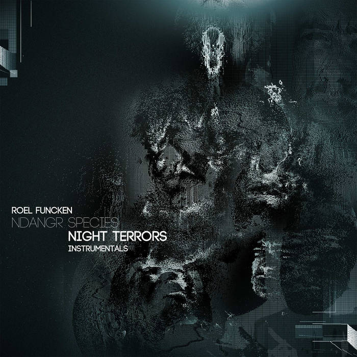 Night Terrors instrumentals cover art