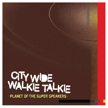 Planet of the Super Speakers cover art