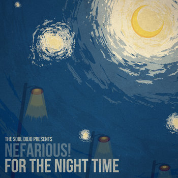For The Night Time cover art