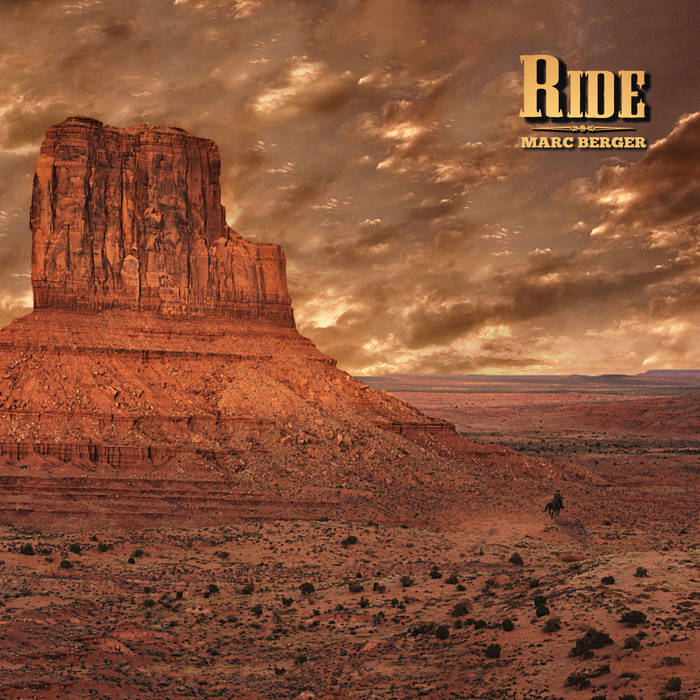 Ride cover art