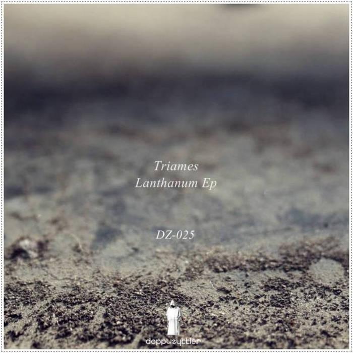 Lanthanum EP DZ-025 cover art