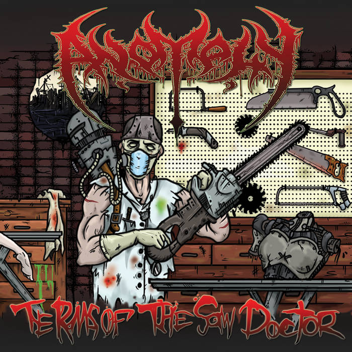 Terms of the Saw Doctor [EP] cover art