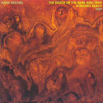 The Death of the Rare Bird Ymir & Bonobo Beach cover art