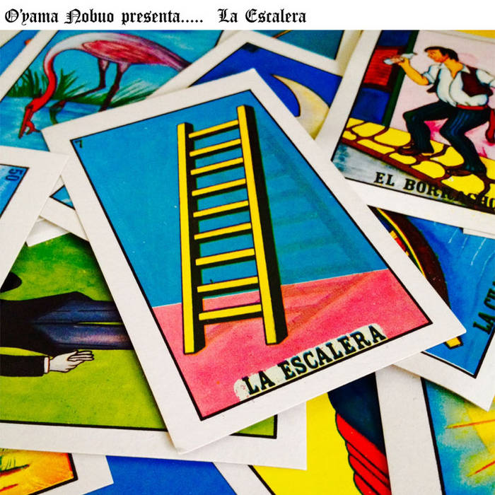 La Escalera cover art