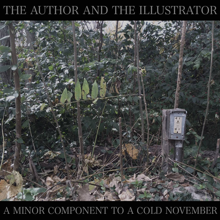 A Minor Component to a Cold November cover art