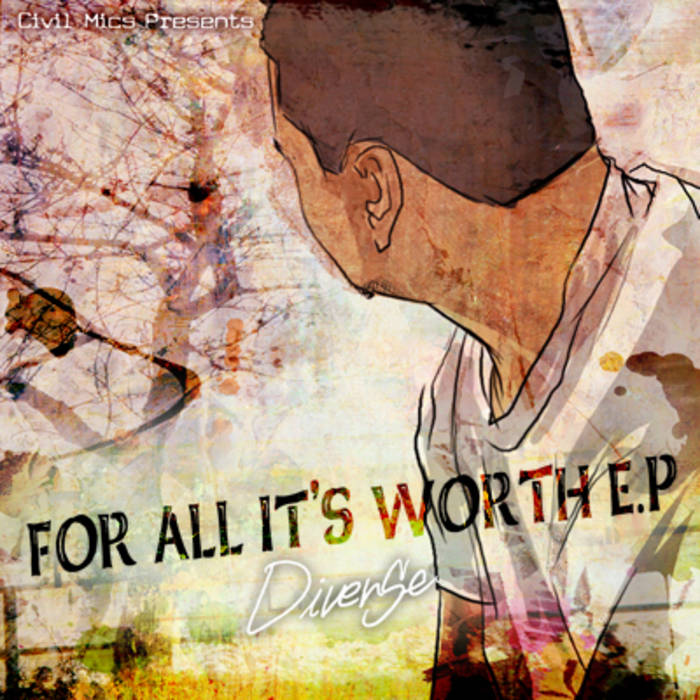 For All It's Worth EP cover art