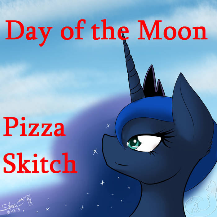 Day of the Moon EP cover art