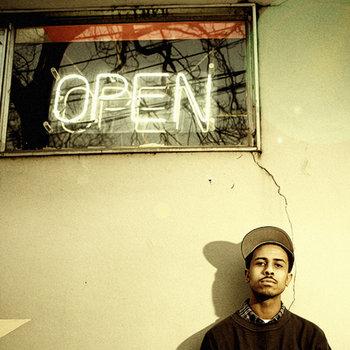 Open (+ Instrumentals) cover art
