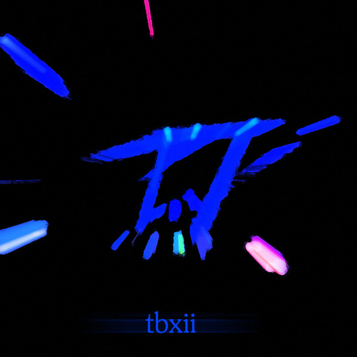 tbxii ep cover art